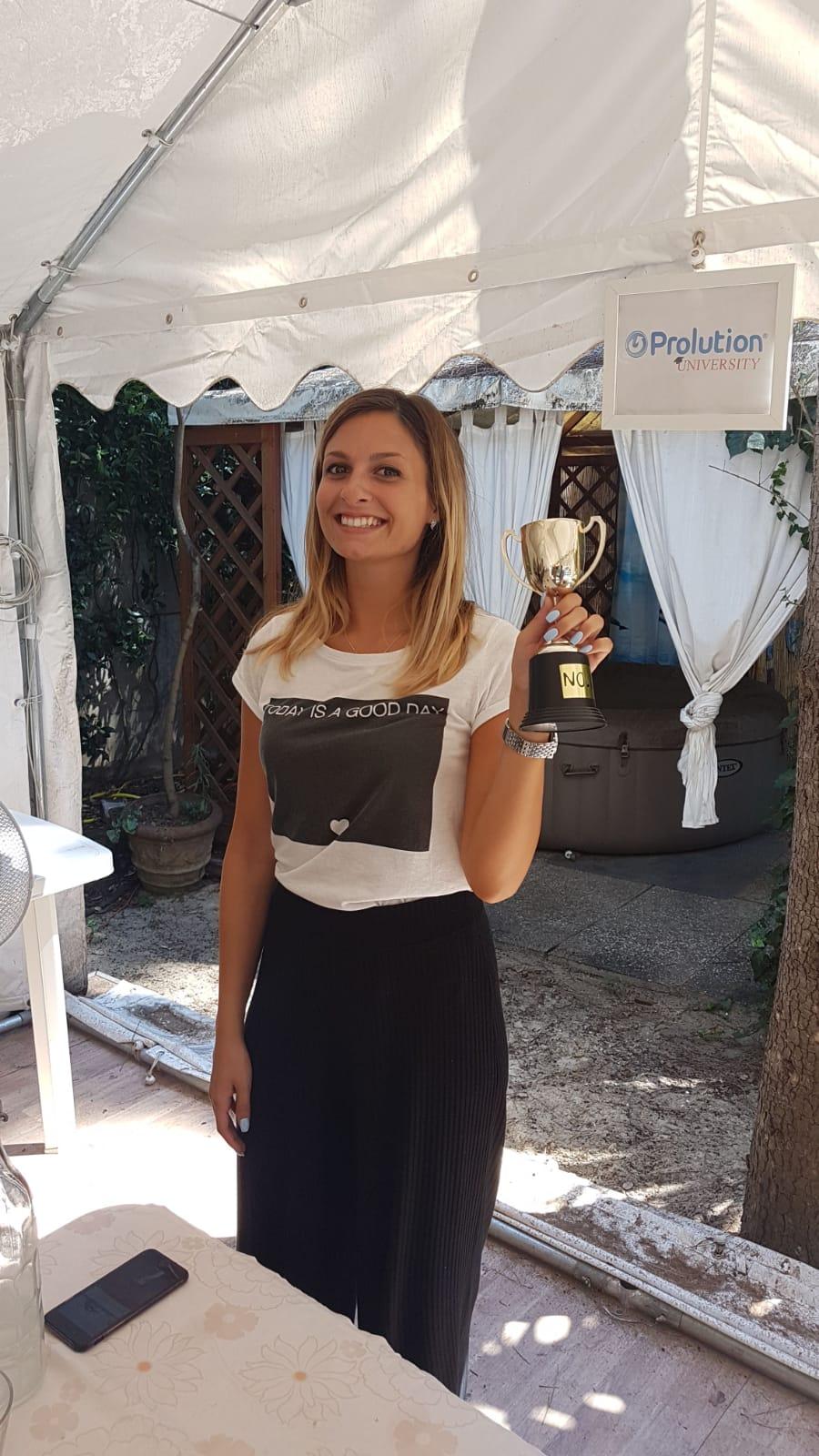 IMMAGINE #TODAYISAGOODDAY per Ilaria che la scorsa settimana è stata nominata la Best of the Week!!!