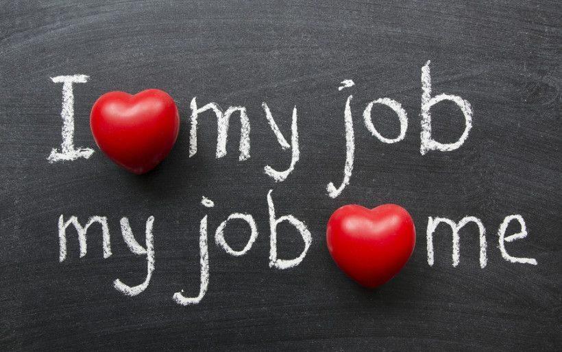 IMMAGINE Amare il proprio lavoro: Il segreto per vivere una vita felice