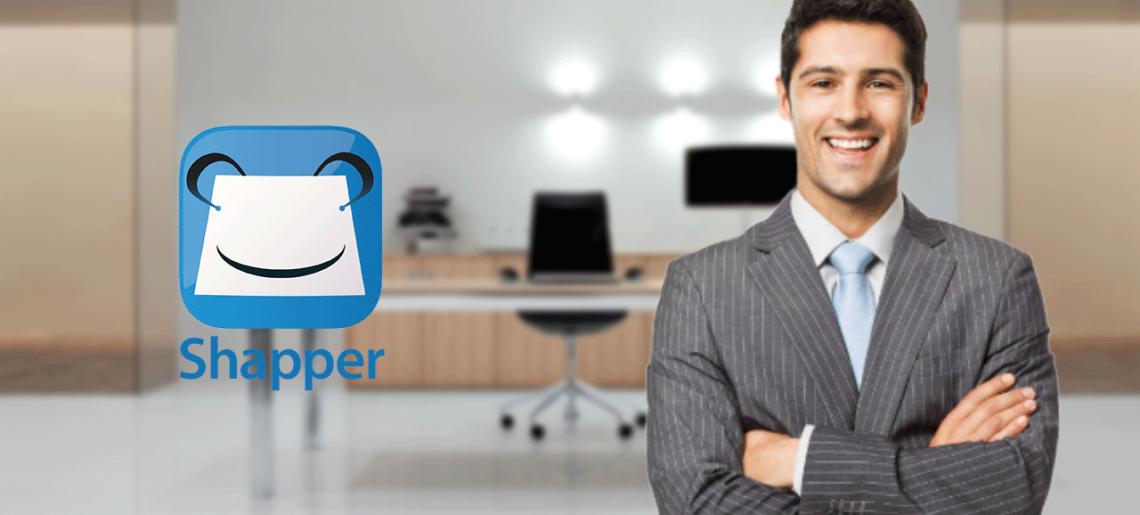 IMMAGINE Shapper: la prima App per lavoratori senza tempo